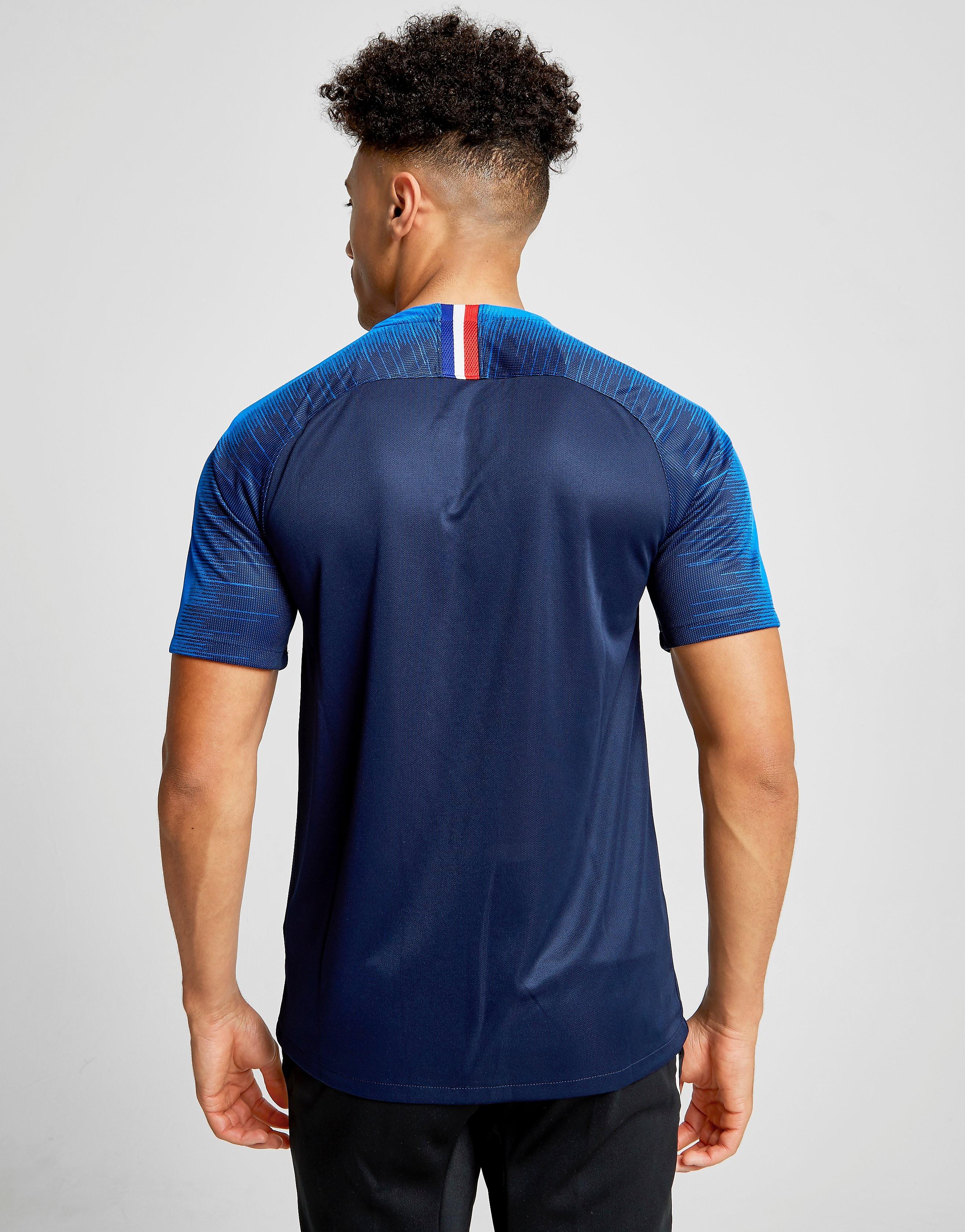 Nike Maillot Domicile France 2018 Homme