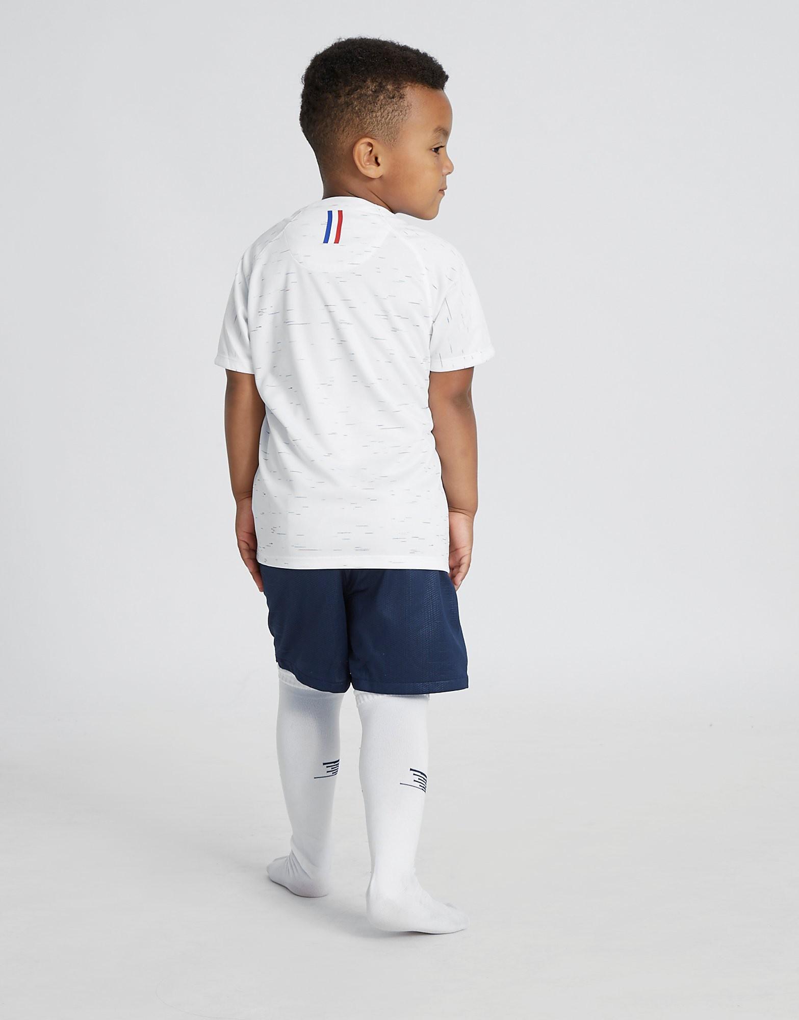 Nike Kit Extérieur France 2018 Enfant