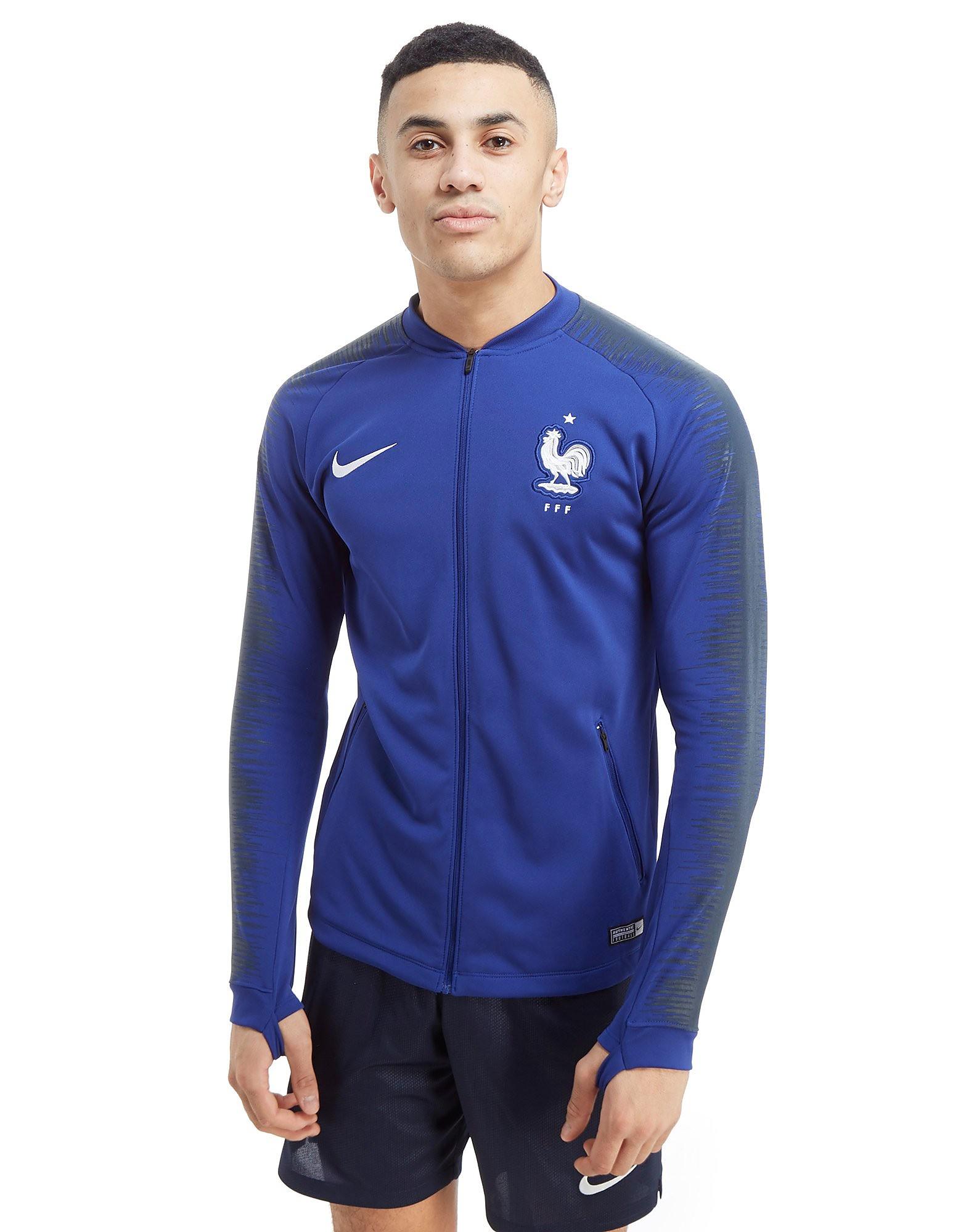 Nike Veste France Anthem Homme