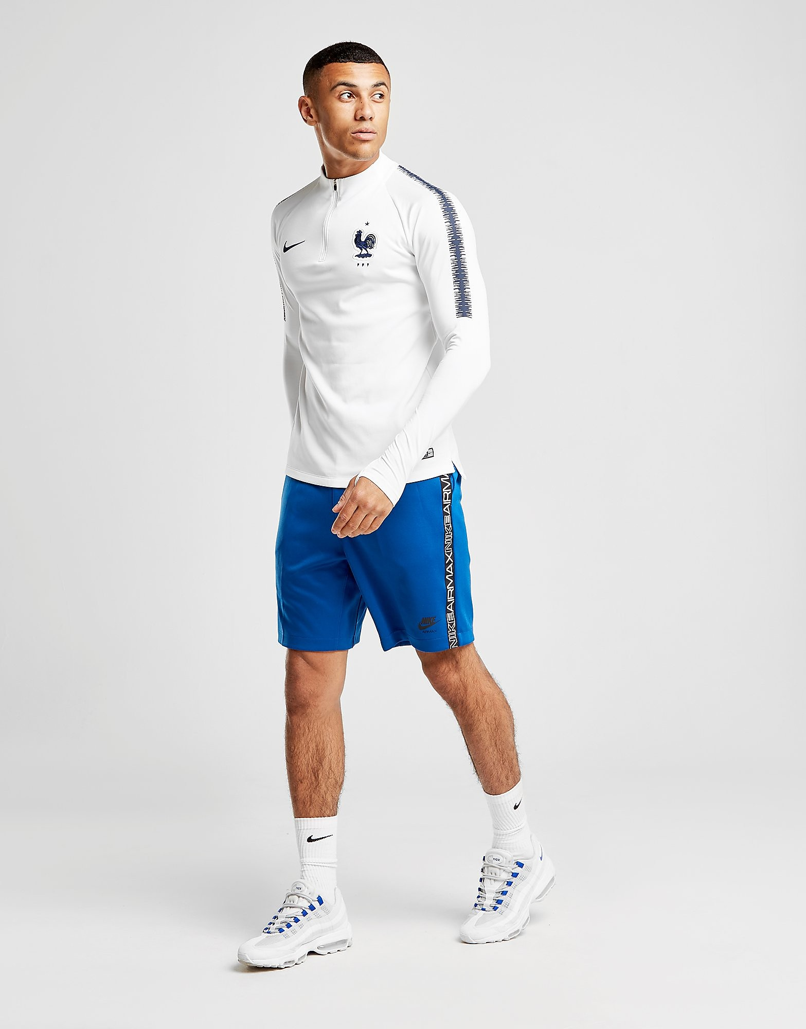 Nike Maillot France Homme