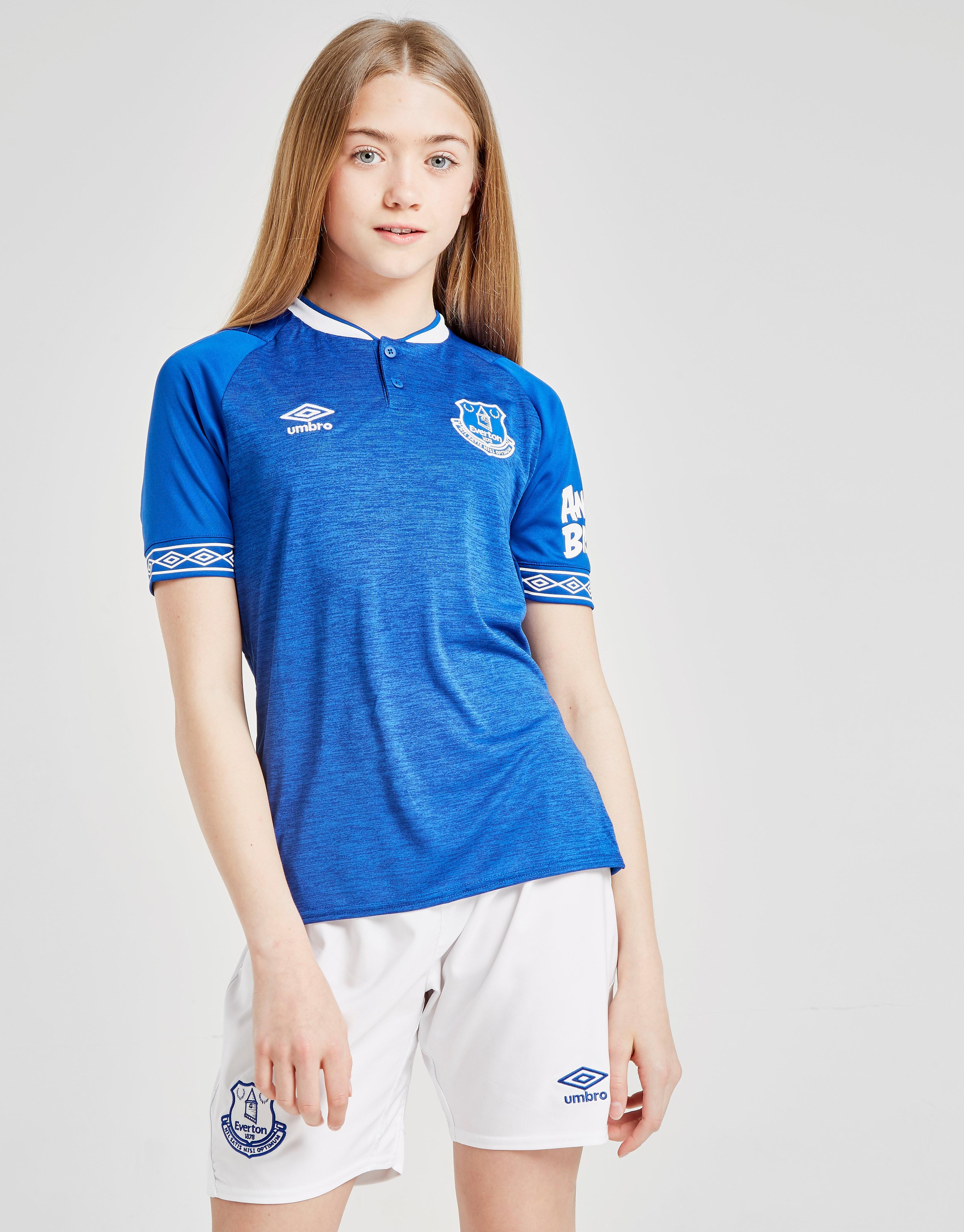 Umbro Maillot Domicile Everton FC 2018/19 Junior