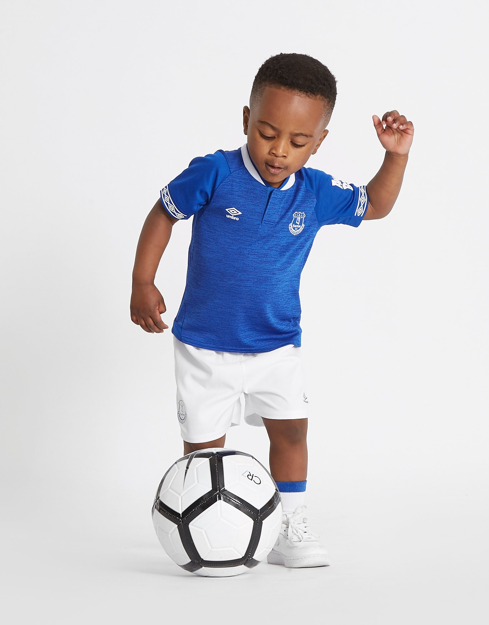 Umbro Kit Domicile Everton FC 2018/19 Bébé