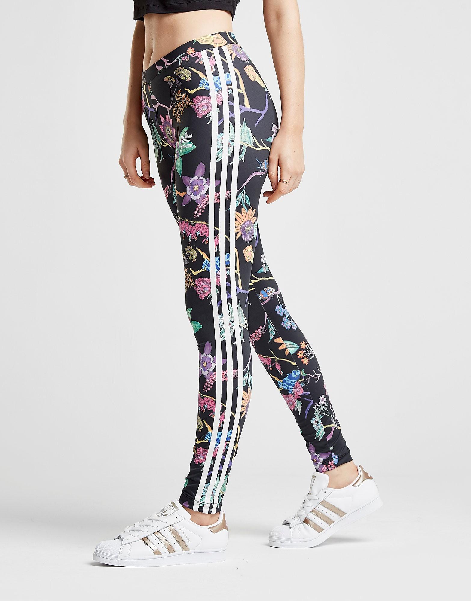 adidas Originals Legging Floral All Over Print Femme