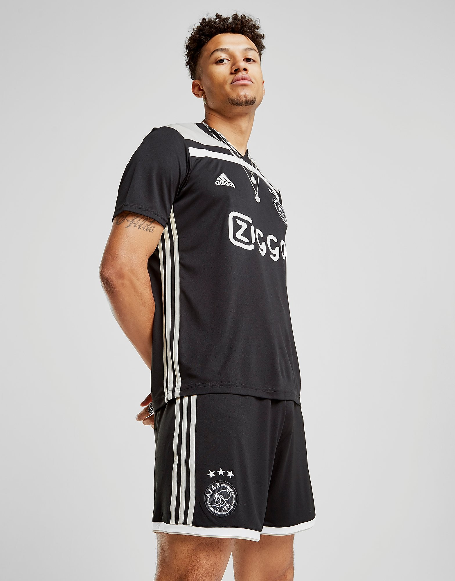 adidas Short Extérieur Ajax 2018/19 Homme