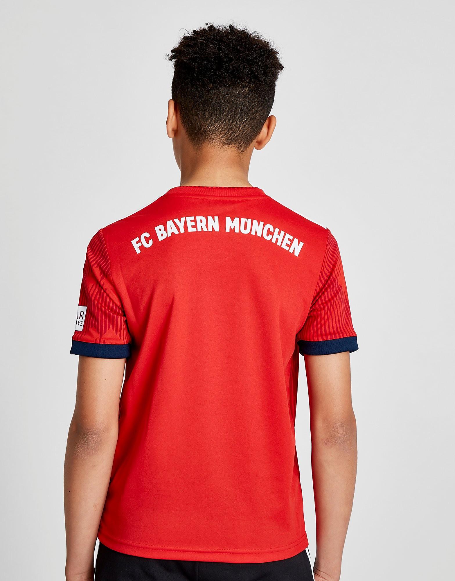 adidas Maillot Domicile FC Bayern Munich Junior