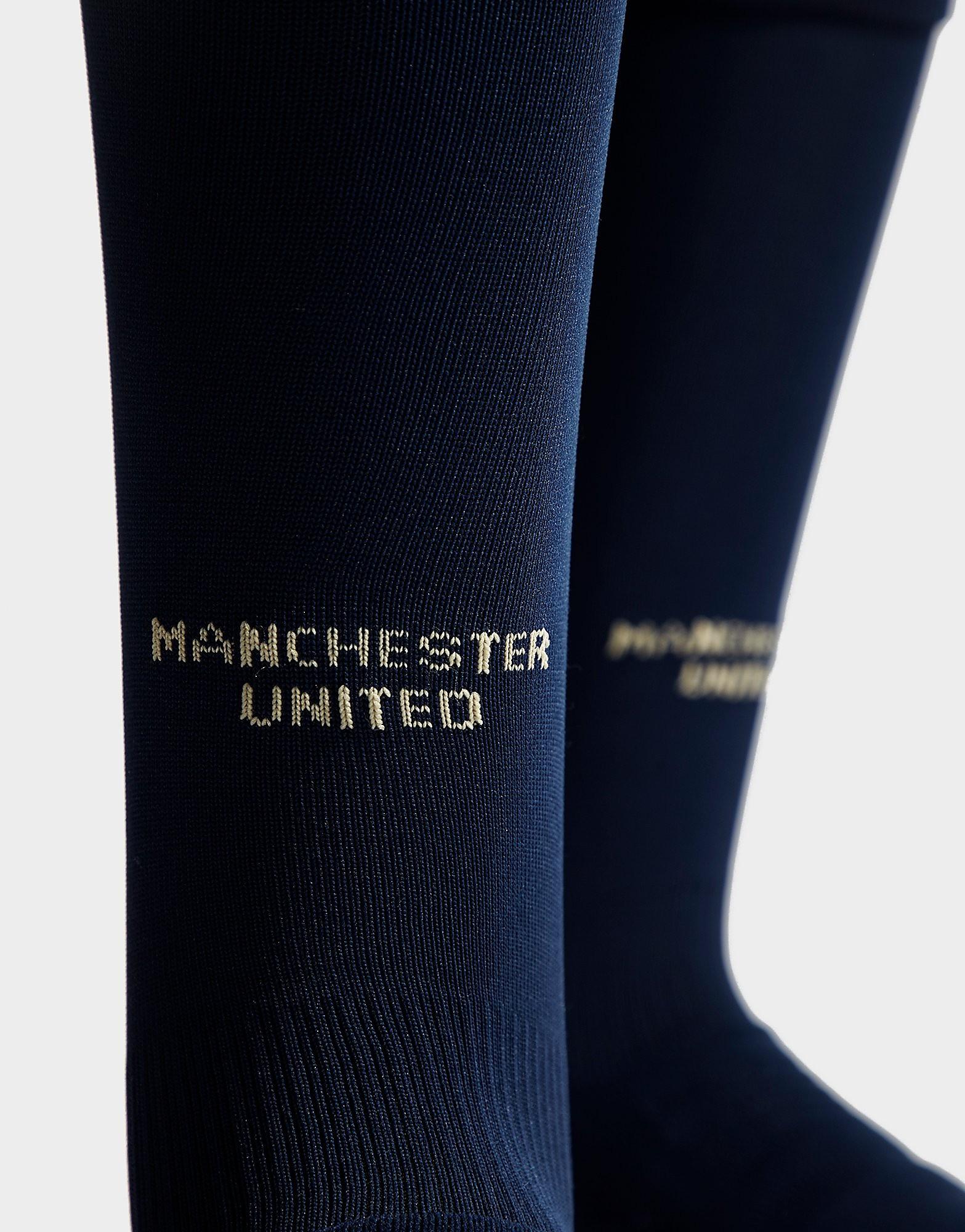 adidas Troisième paire de chaussettes Manchester United FC 2018/19 Junior