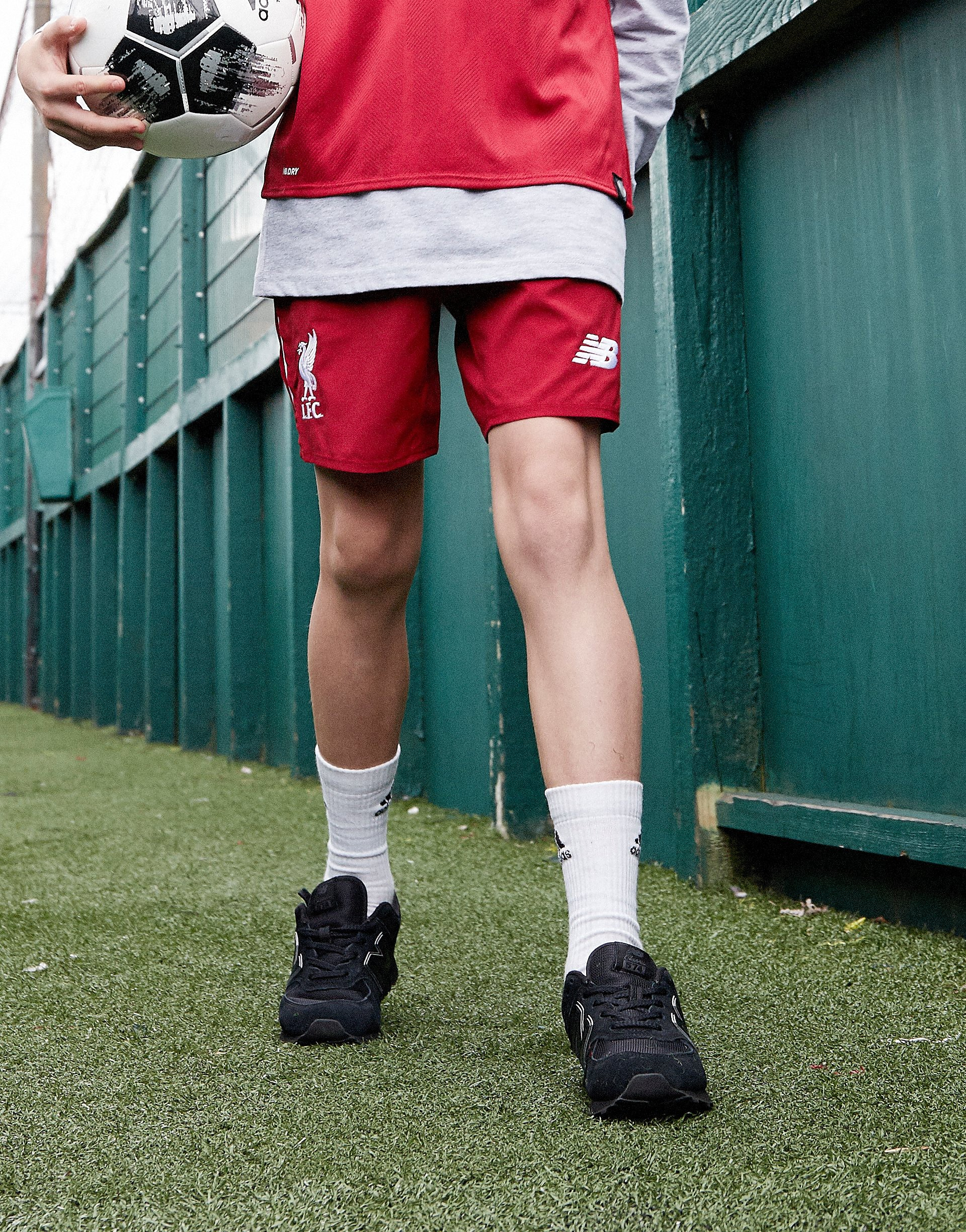 New Balance Short Domicile Liverpool FC 2018 Junior