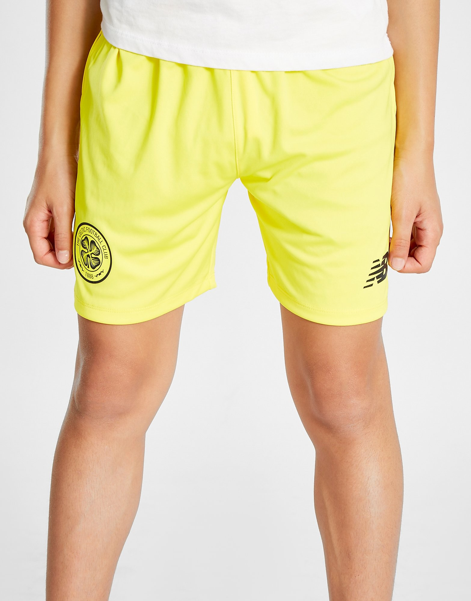 New Balance Short Gardien de but Domicile Celtic FC 2018/19 Junior