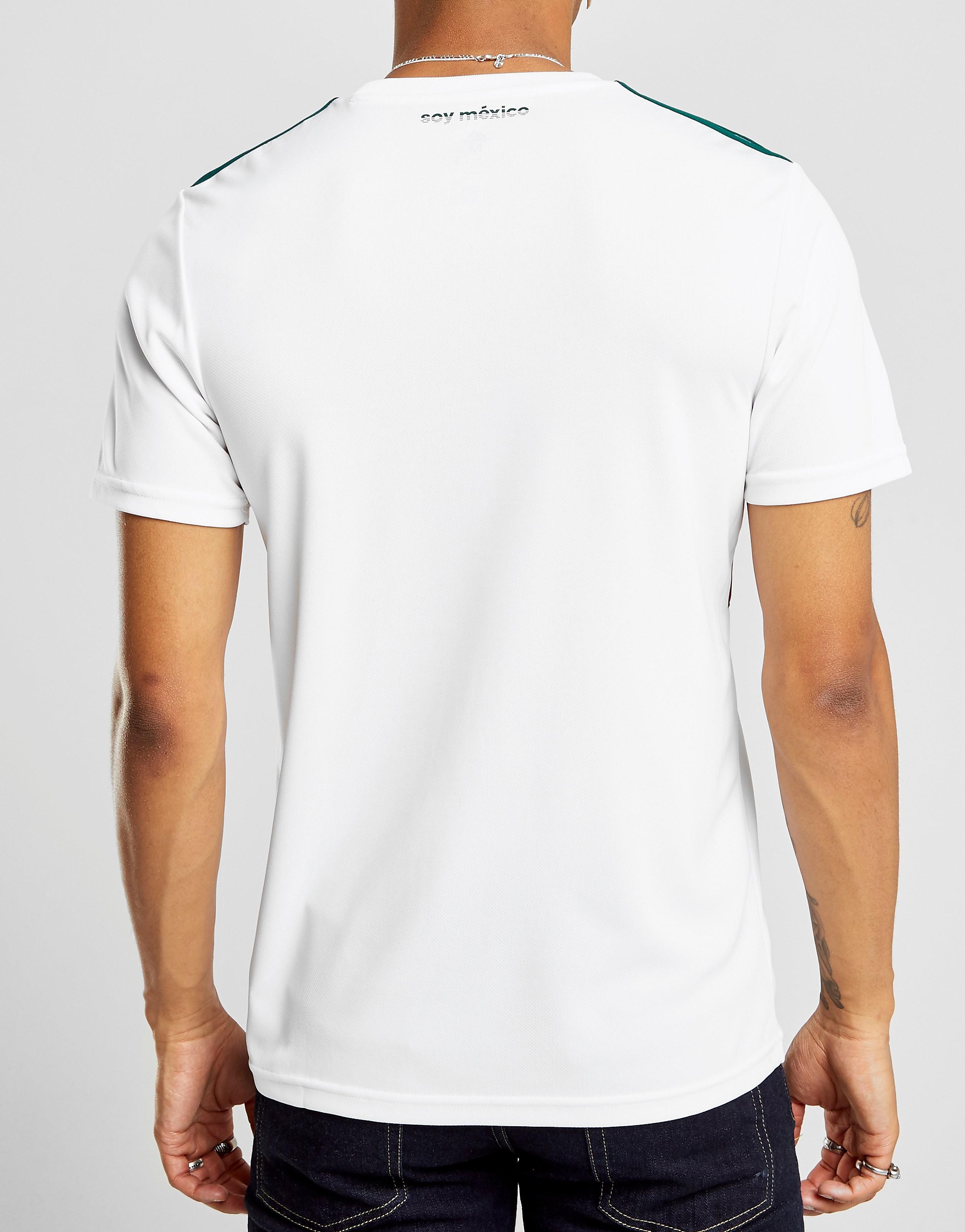 adidas Mexico 2018 Away Shirt
