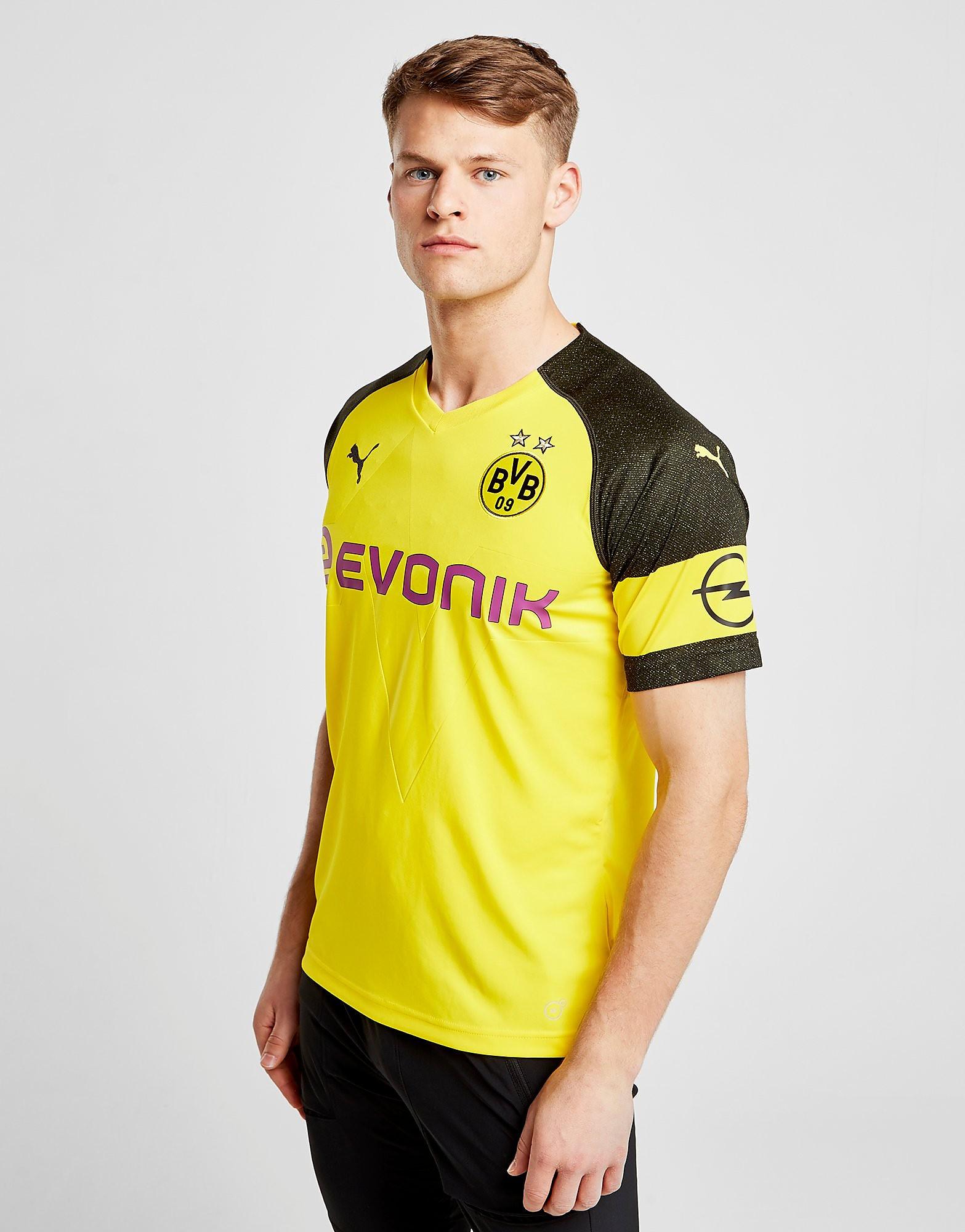 PUMA Maillot Domicile Borussia Dortmund 2018/19 Homme