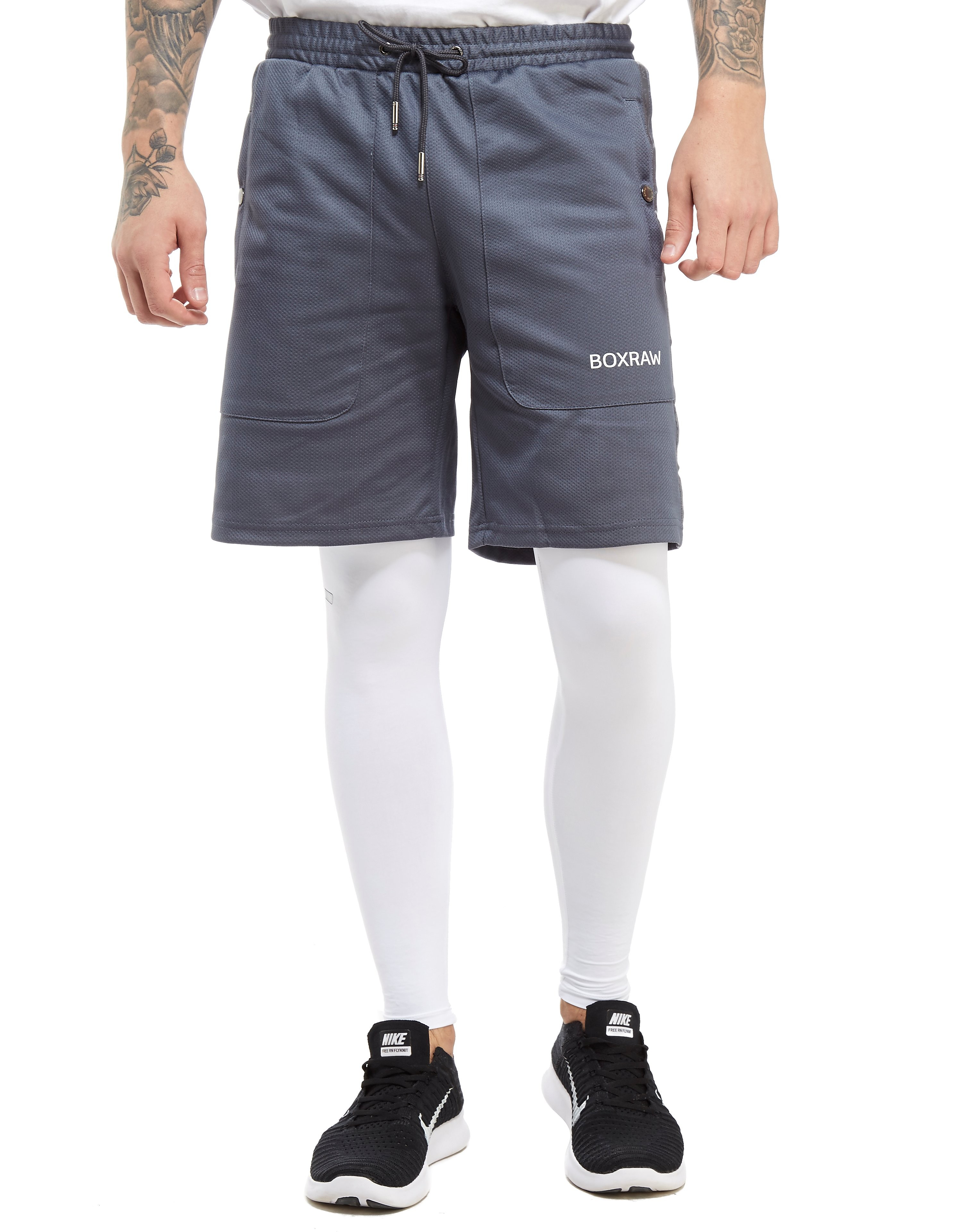 BOXRAW Pep Shorts (2-in-1 Training Tights) Homme