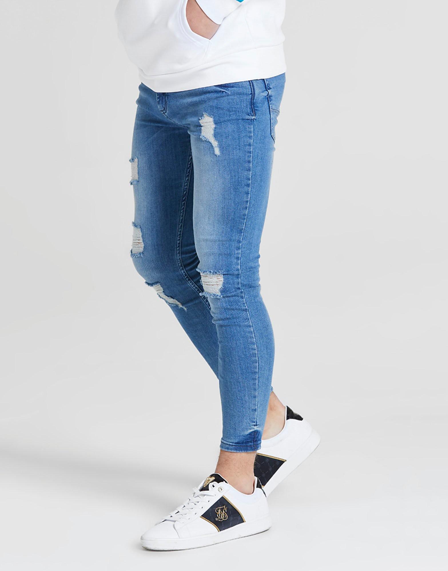 ILLUSIVE LONDON Ripped Jeans Junior