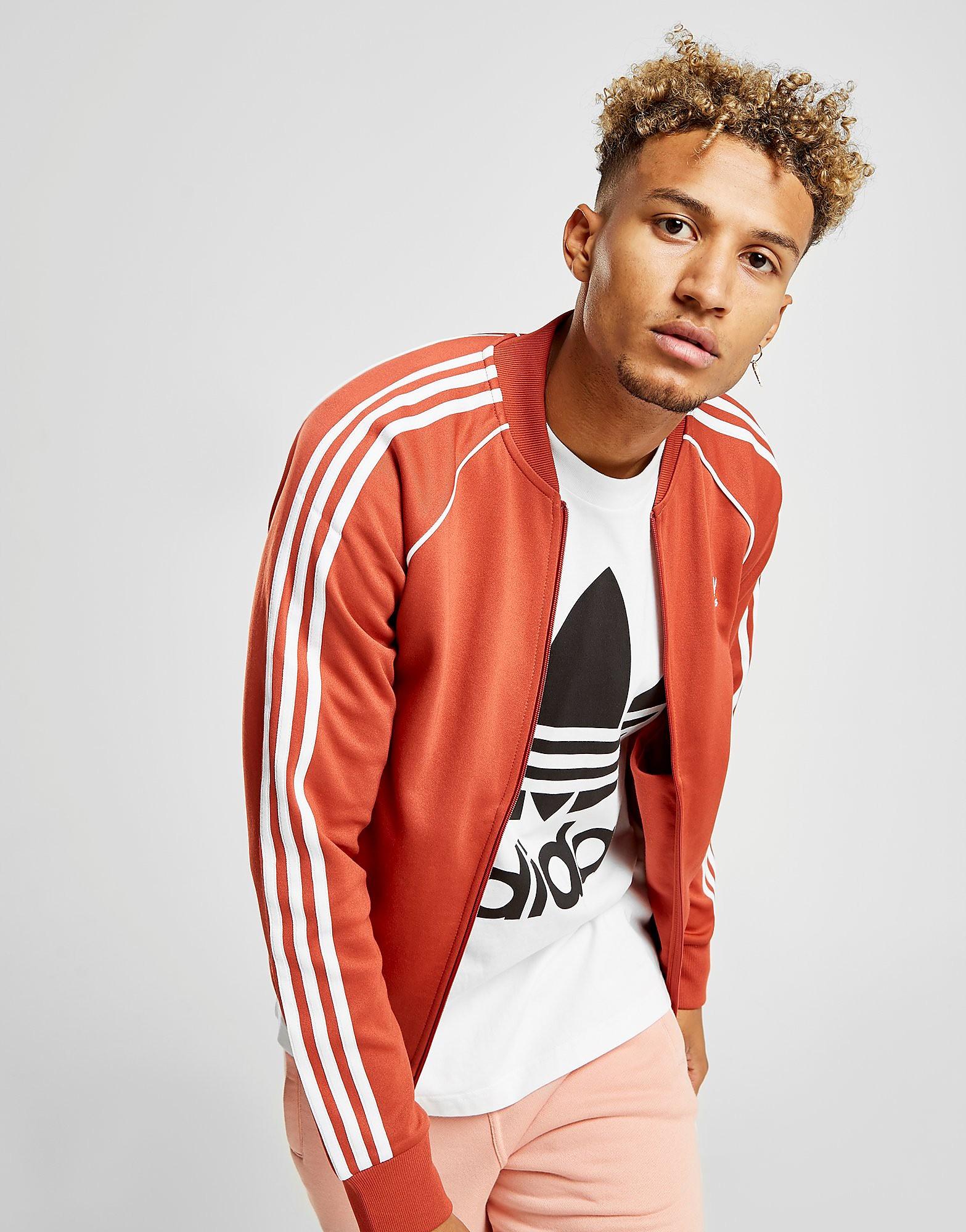 adidas Originals Haut de survêtement Superstar Track Homme