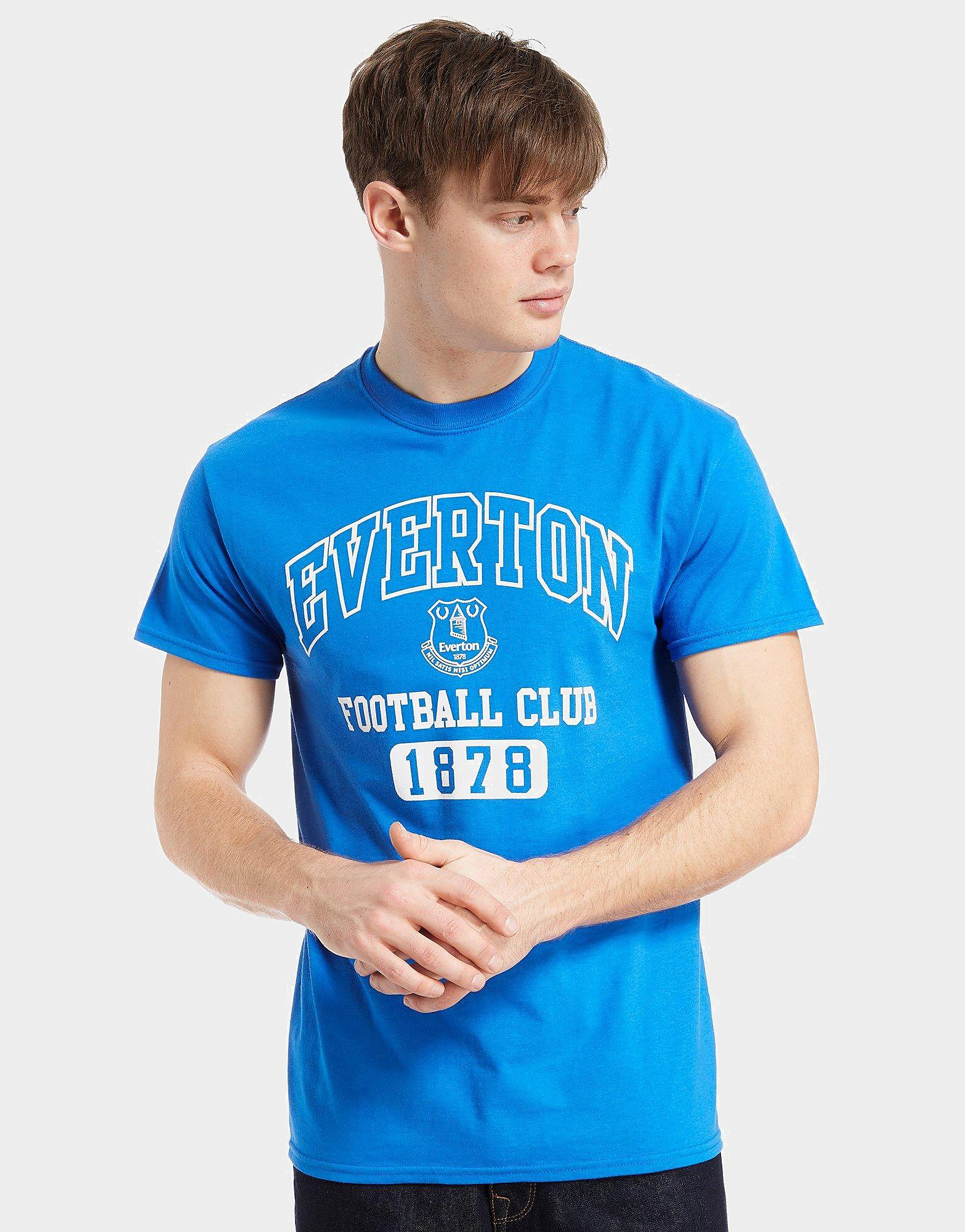 Official Team T-shirt Everton FC 1878