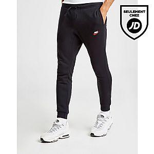 ... Nike Pantalon de survêtement Foundation Fleece Homme 454365e36aa