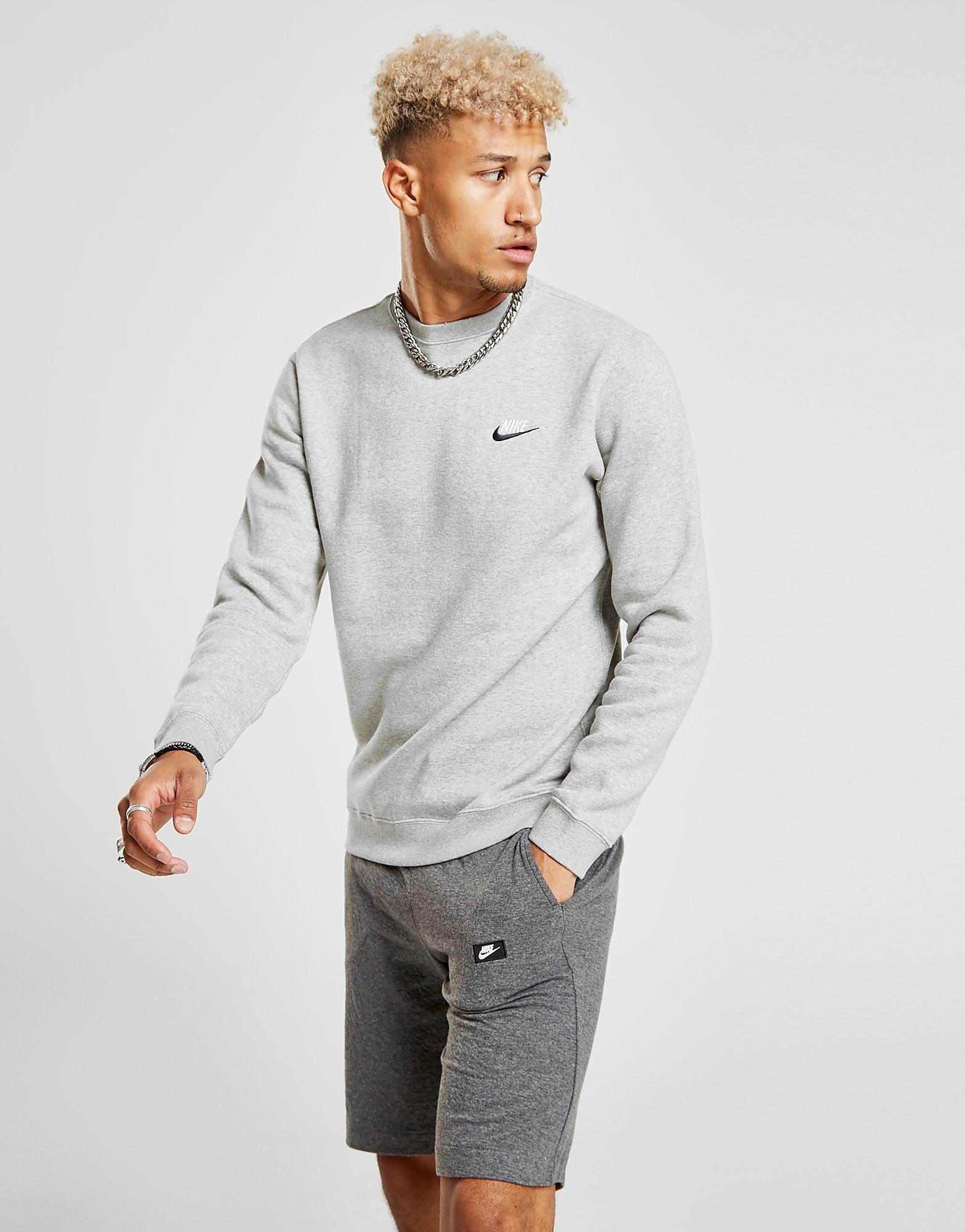 Nike Sweat Foundation Crew Homme