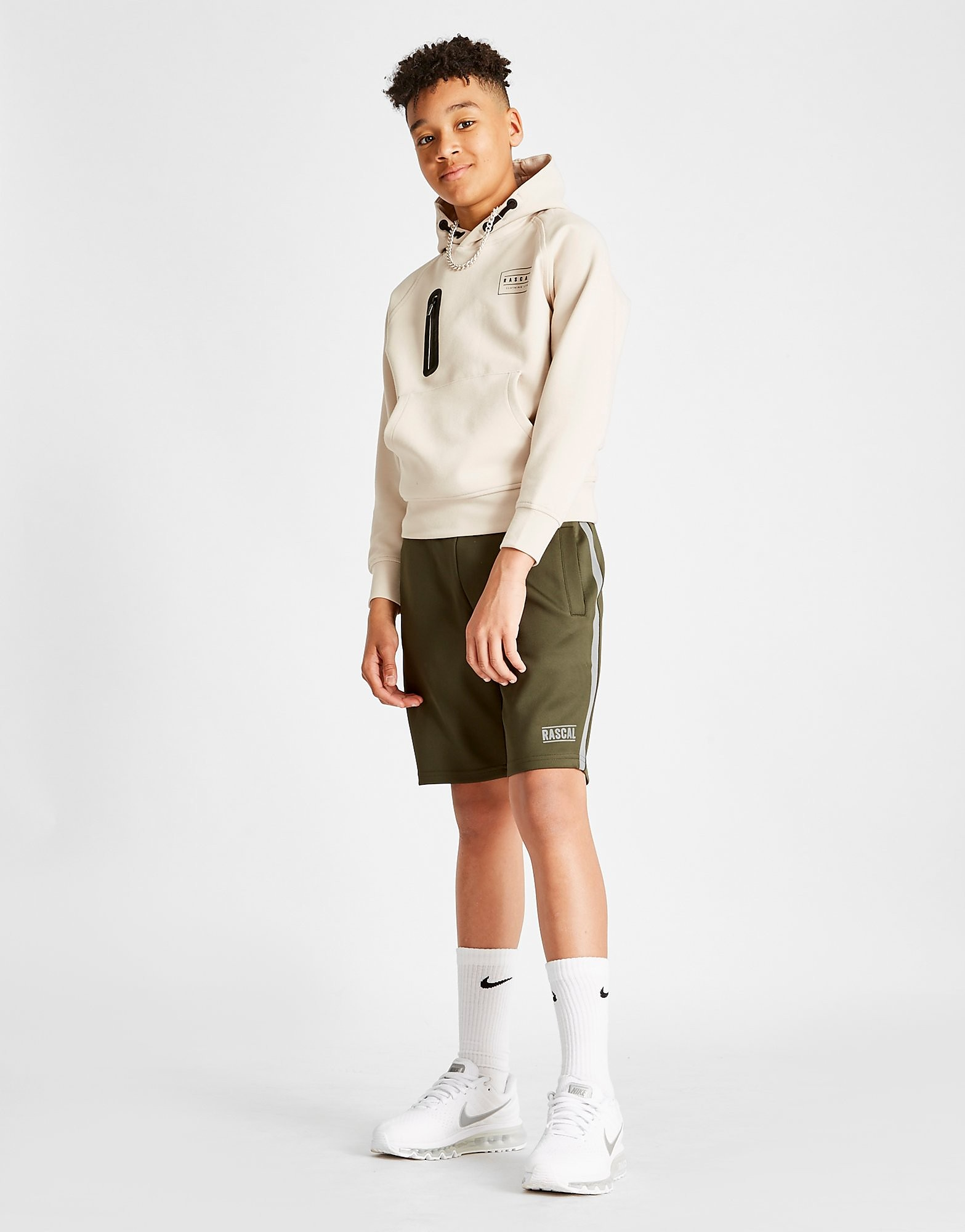 Rascal Short Mission Poly Junior