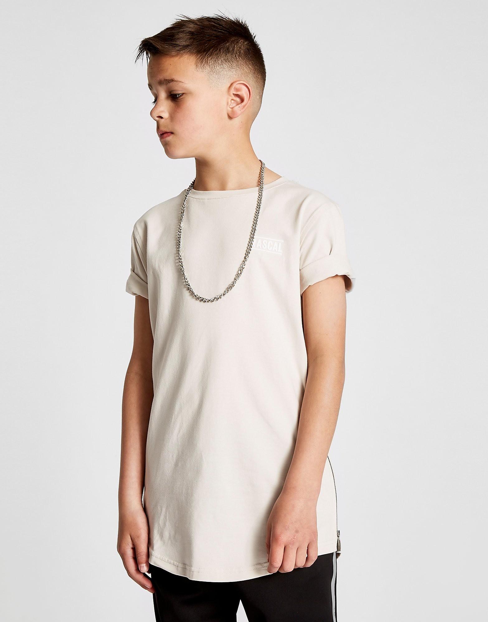 Rascal Excel Side Zip T-Shirt Junior