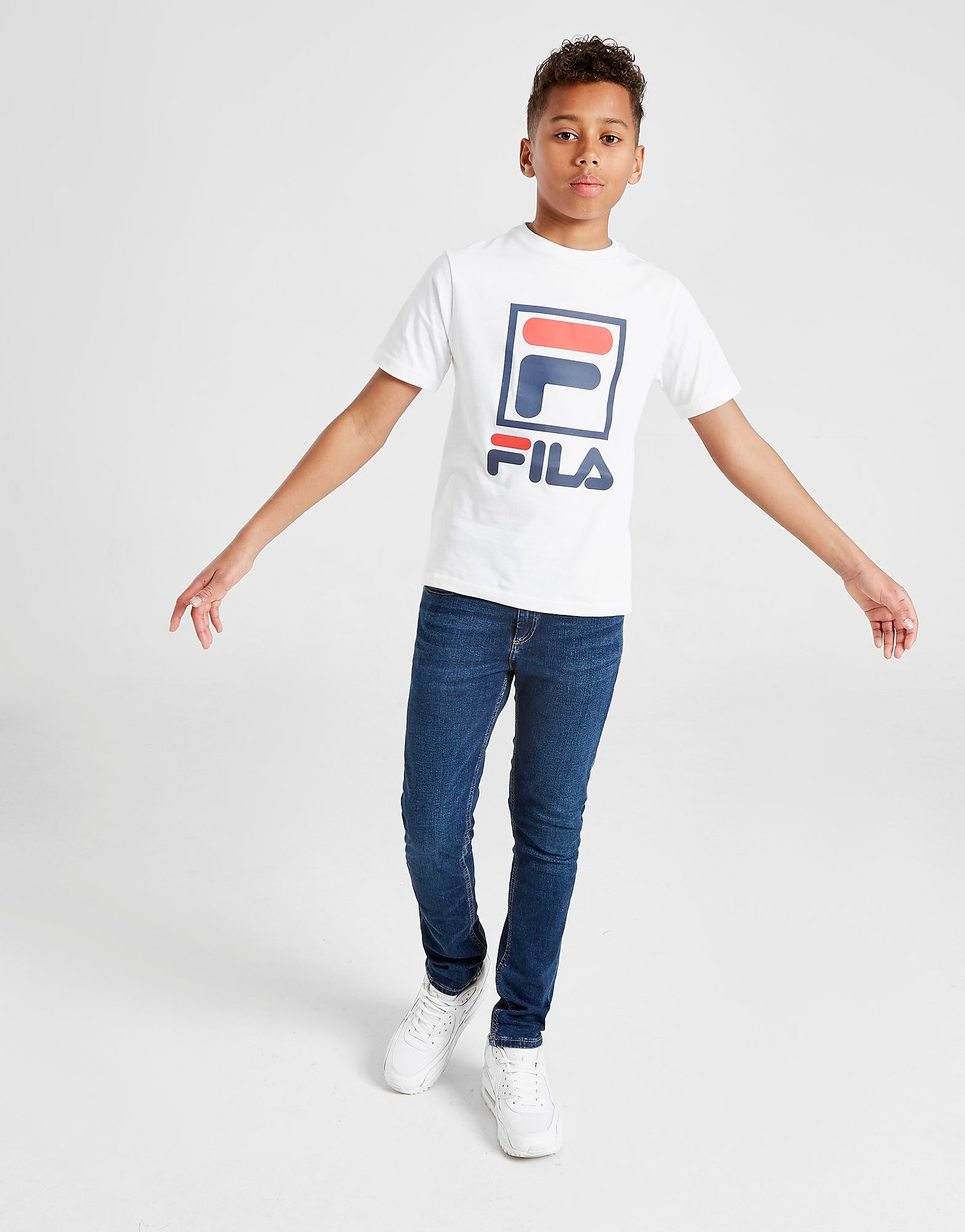 Fila T-shirt Everdeen F-Box Junior