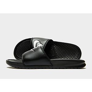 huge discount 373fd b954e Nike Claquettes Benassi Just Do It Homme ...