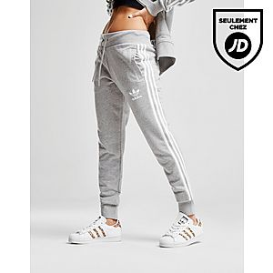 ... adidas Originals Pantalon molletonné 3-Stripes California Femme 8a183b3ebde