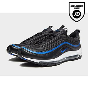 air max 97 junior bleu