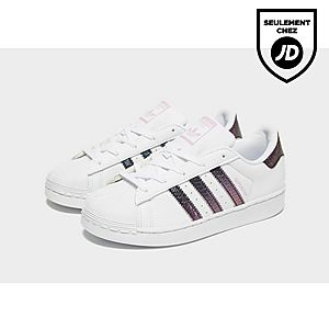 adidas superstar bande brillante