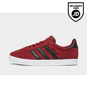 gazelle adidas enfant rouge
