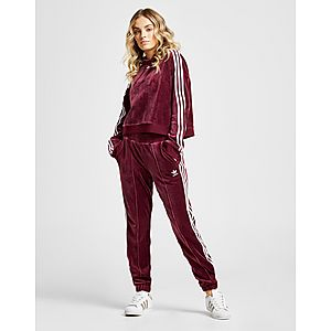 adidas Originals Pantalon de Survêtement Velours Femme ... 9b9b826ad37