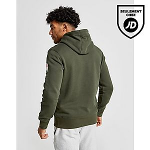 d748df3242f7f ... Champion Sweat à capuche Sleeve Logo Homme