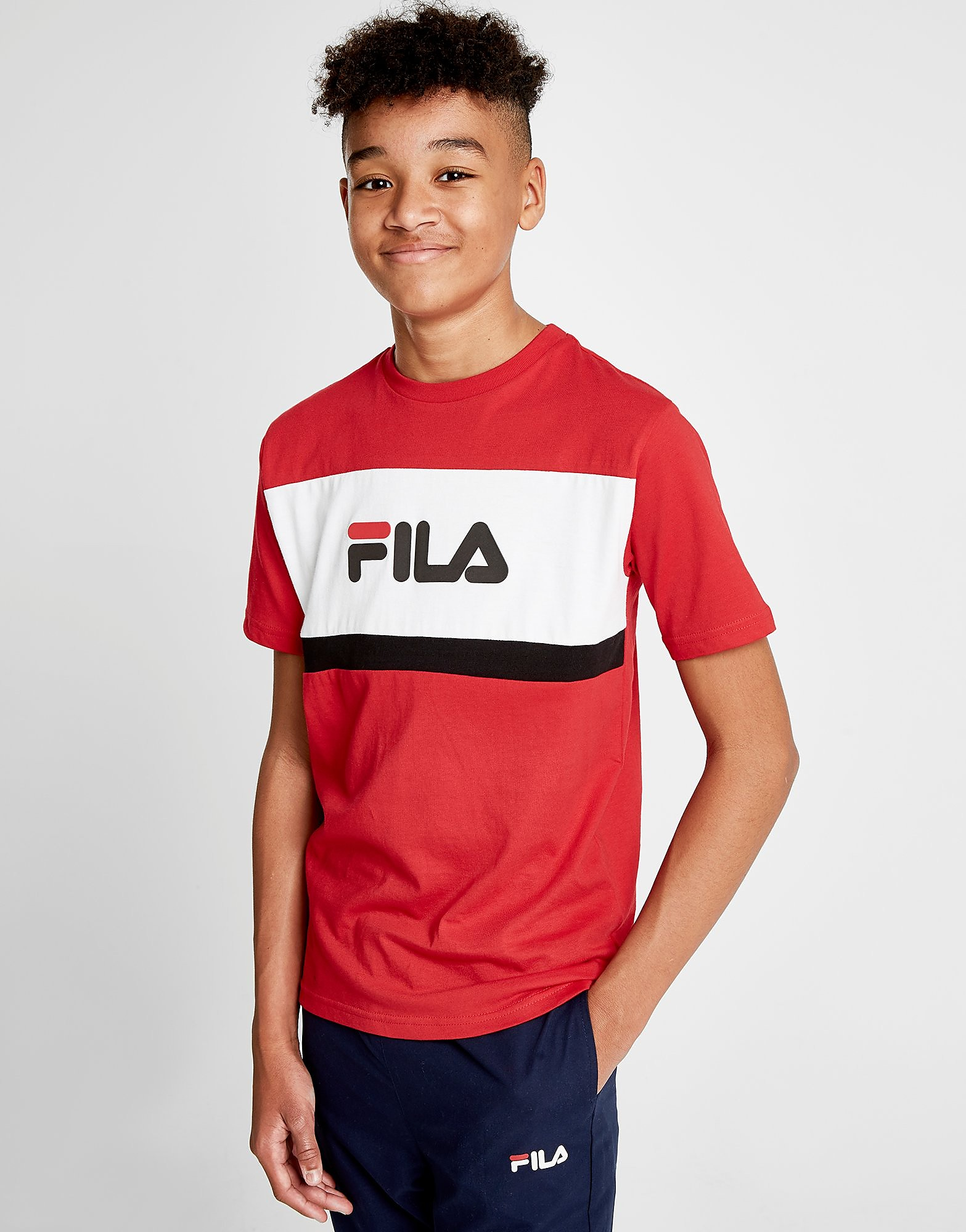 Fila T-shirt Atreo Colour Block Junior