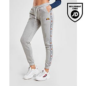 ... Ellesse Pantalon de survêtement Tape Fleece Femme 62473171b4a