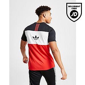 Sports Adidas Soldes Shirts Homme Originals Jd T Et Débardeurs R618qRwF