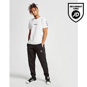 adidas Originals Pantalon de survêtement Street Run Homme ... 5dea5ef14d7