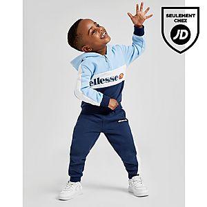 1e9a44222c4 Ellesse Possedia 1 4 Zip Tracksuit Infant ...