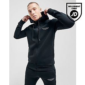 Mckenzie Through Mckenzie Essential Hoodie Essential Zip qw8xIO50x