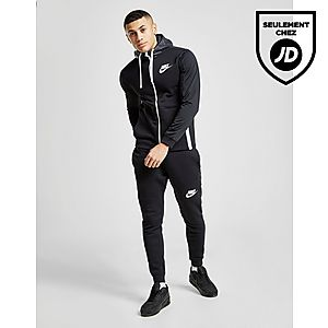 buy popular 41f40 56c89 Nike Pantalon de survêtement Hybrid Fleece Homme ...