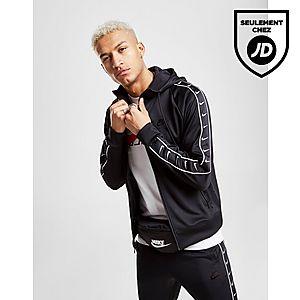 ... Nike Veste zippée à capuche Tape Homme 8d11ca9862d