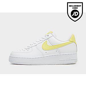 air force 1 blanc jaune