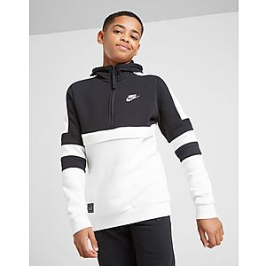 Nike Sweat à capuche Air 1 4 Zippé Junior ... f9a73188584