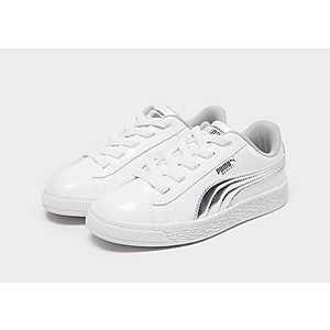 new arrival 95b57 5d1dc PUMA Basket Mirror Enfant PUMA Basket Mirror Enfant