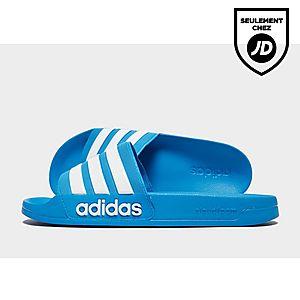 buy popular 13c84 6f9da adidas Originals Tongs Adilette Cloudfoam Homme ...