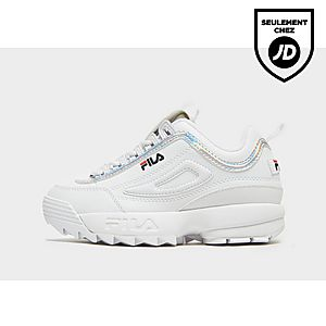 low priced bc8b8 00bdc Fila Disruptor II Children ...