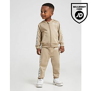adidas Originals Survêtement Tape Poly Full Zip Bébé ... d7ac67400b6
