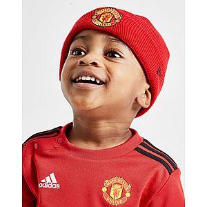 New Era Manchester United FC Basic Cuff Beanie Hat Infant ... 26b88548635
