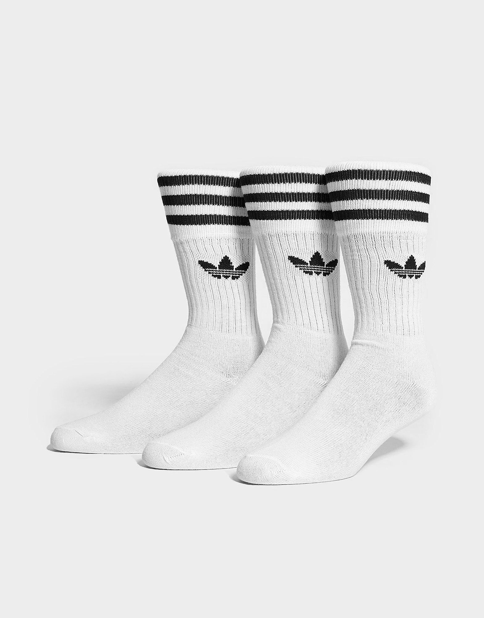 adidas Originals Lot de 3paires de chaussettes