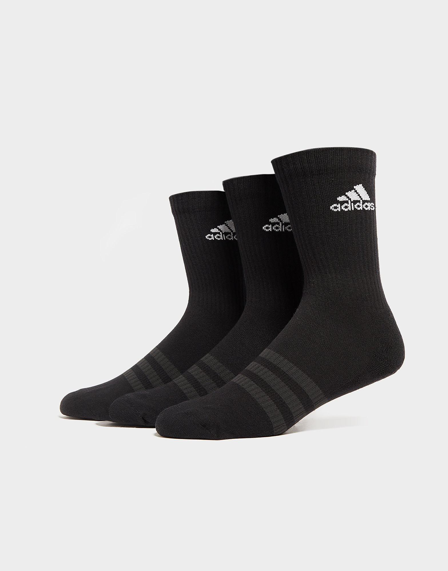 adidas Lot de 3 paires de chaussettes