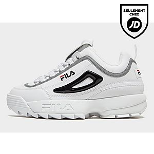 the latest 243e7 7ddc2 Fila Disruptor II ...