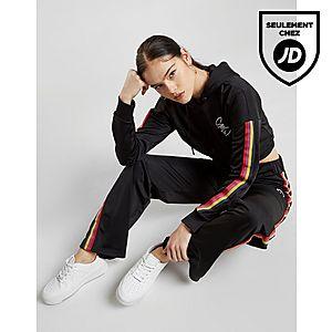 Demand amp; Poly Femme Sweat Supply Rainbow fHR5dqHw
