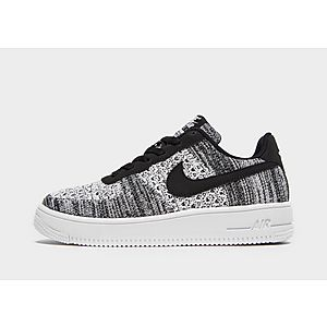 check out 0d4d9 d4ab9 Nike Air Force 1 Flyknit 2.0 Junior ...